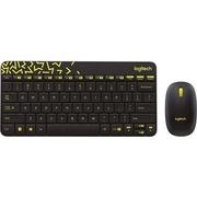 Bộ bàn phím chuột vi tính Logitech MK240