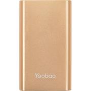 SẠC DỰ PHÒNG CHO ĐIỆN THOẠI YOOBAO- PL10- GOLD