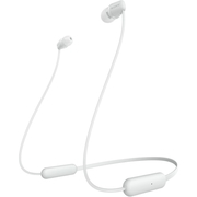 Tai nghe Bluetooth Sony WI-C200/WC E Trắng