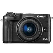 Máy ảnh Canon EOS M6 MKII EF-M15-45 (BK)