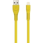 Cáp Recci Lightning USB Vosion (Vàng)