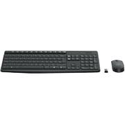 Bộ bàn phím và chuột không dây Logitech MK235
