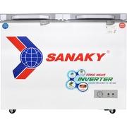 Tủ đông Sanaky Inverter 195 lít VH-2599W4K