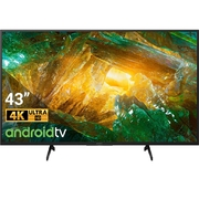 Android Tivi Sony 4K 43 inch KD-43X8050H VN3
