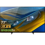Android Tivi OLED Sony 4K 77 inch XR-77A80J VN3