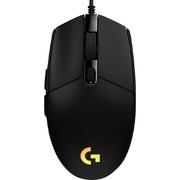 Chuột gaming Logitech G102 GEN2 Lightsync Đen