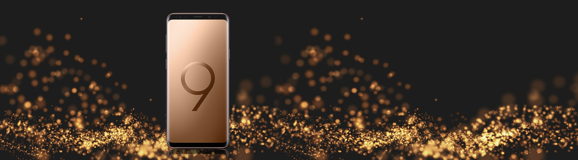 SAMSUNG GALAXY S9 PLUS 128GB VÀNG