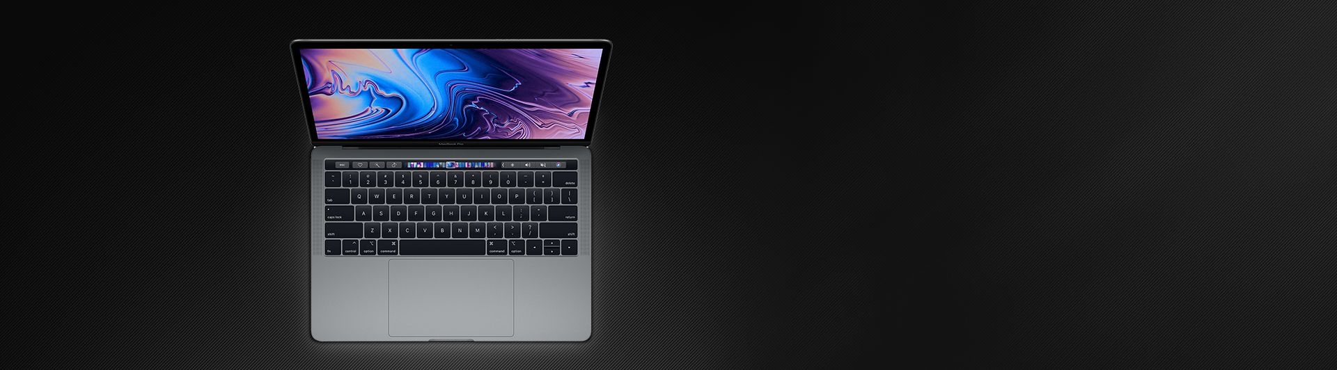 Macbook Pro i5 13.3 inch 2019 256GB Touch Bar Grey (MV962SA/A)