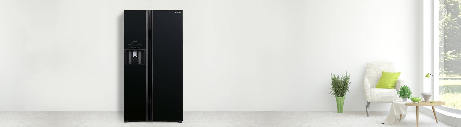 Tủ lạnh Hitachi Inverter 589 lít R-FS800GPGV2 (GBK)