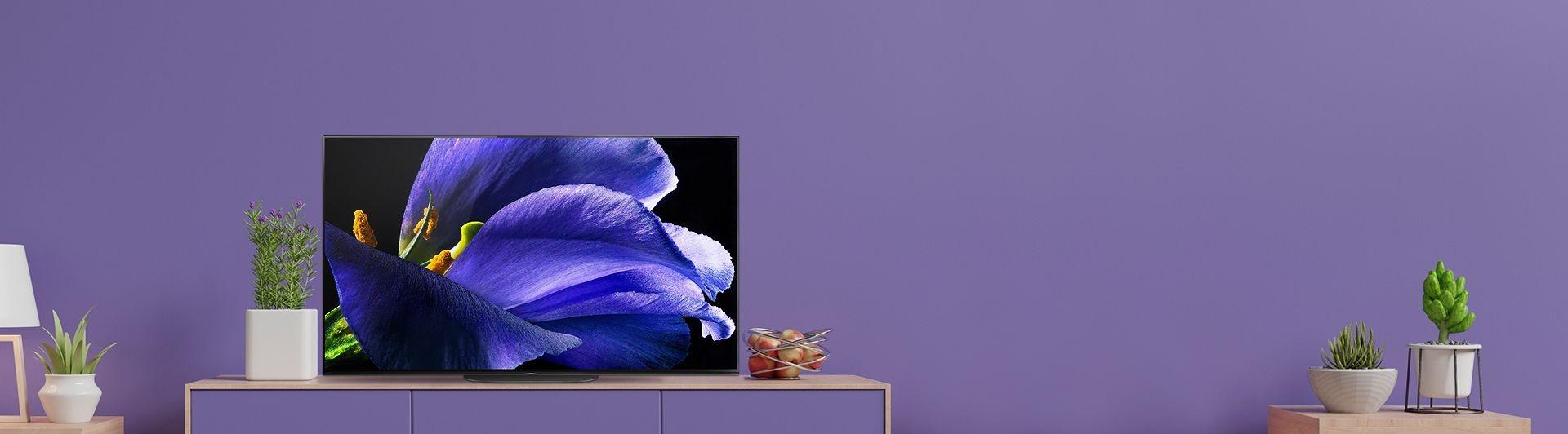 Smart Tivi OLED Sony 4K 55 inch KD-55A9G