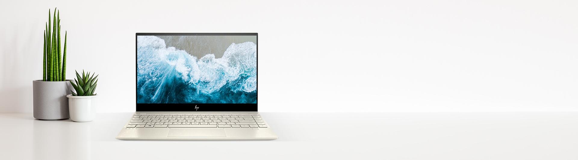 Laptop HP Envy 13-AQ1023TU i7-10510U 13.3 inch 8QN84PA