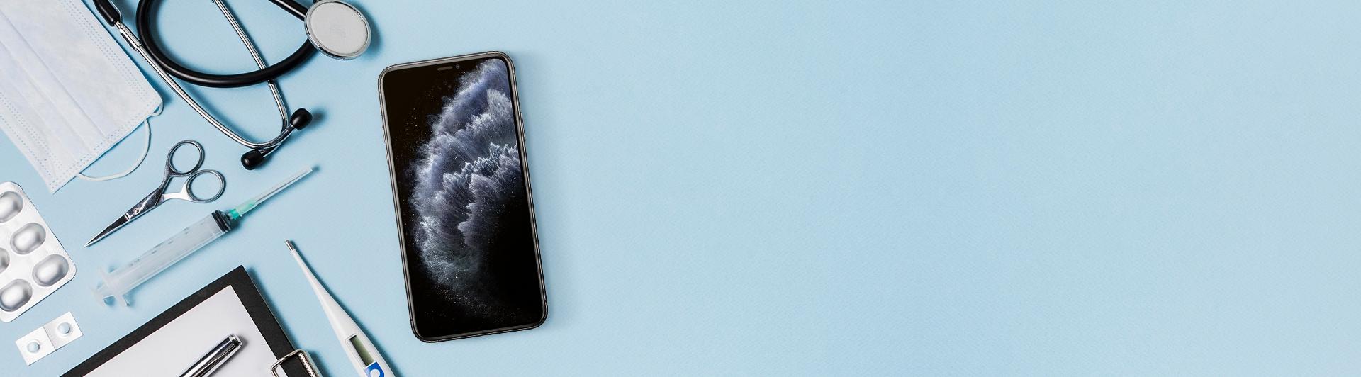 Điện thoại iPhone 11 Pro Max 64GB Xám