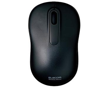 Chuột không dây Elecom M-DY11DRBK thiết kế đẹp mắt