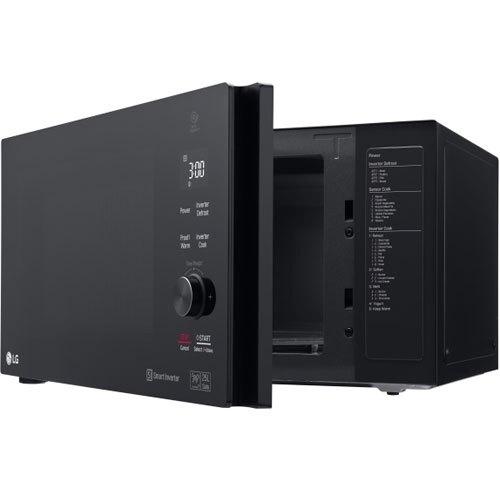 Lò vi sóng LG MH6565DIS 25 lít màu đen giá ưu đãi tại Nguyễn Kim