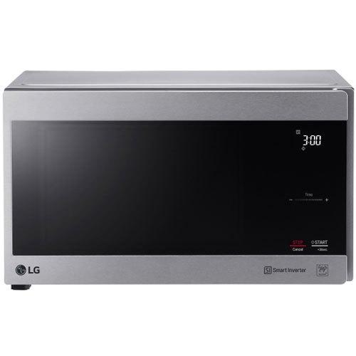 Lò vi sóng LG MS2595CIS 25lít màu đen viền xám giá tốt tại Nguyễn Kim