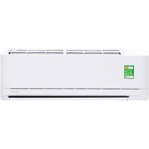 Máy lạnh Toshiba RAS-H10QKSG-V 1HP màu trắng giá tốt tại Nguyễn Kim