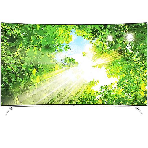 Tivi SUHD Samsung UA55KS7500 màn hình cong tại Nguyễn Kim
