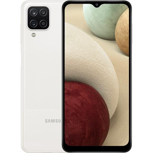 Điện thoại Samsung Galaxy A12 4GB/128GB Trắng