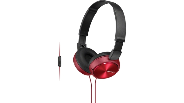 Tai nghe Sony MDR-ZX310AP/RCE màu đỏ giá tốt tại Nguyễn Kim