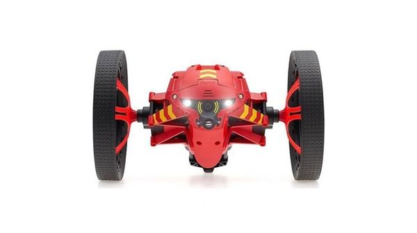 Xe điều khiển Parrot Jumping Night Drone Marshall sở hữu thiết kế độc đáo
