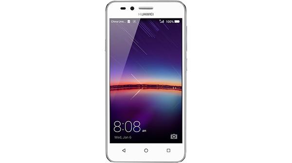 Điện thoại Huawei Y3II màu trắng giá tốt tại Nguyễn Kim