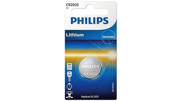 Pin MiniCell Philip CR2025 được làm từ chất liệu cao cấp