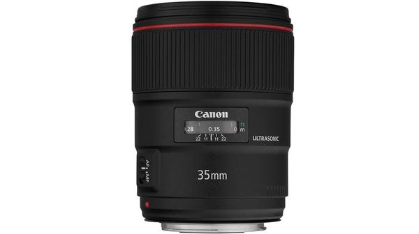 Ống kính Canon EF 35mm F/1.4L II USM giá ưu đãi tại Nguyễn Kim