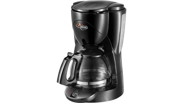 máy pha cà phê Delonghi ICM2.1B màu đen sang trọng