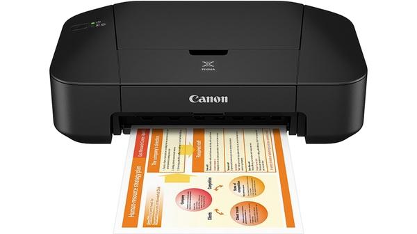 Máy in phun màu Canon Pixma IP2870S màu đen hàng chính hãng giá rẻ