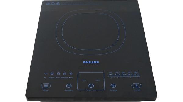 Bếp điện từ Philips HD4911 mặt chính diện