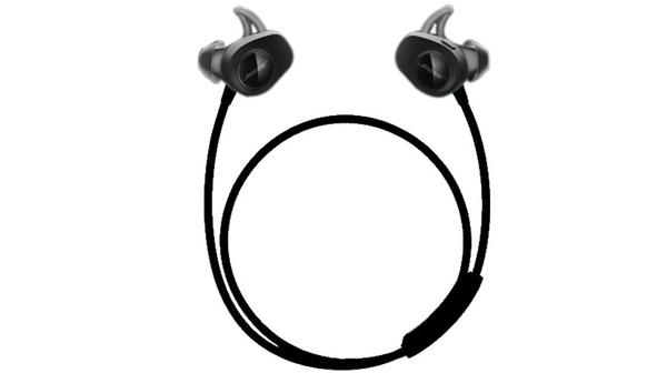 Tai nghe không dây Bose Soundsport thiết kế vừa vặn