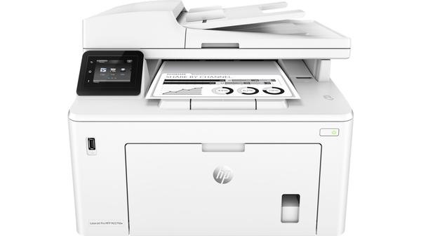 Máy in HP Laserjet Pro MFP M227FDW (G3Q75A) mặt chính diện