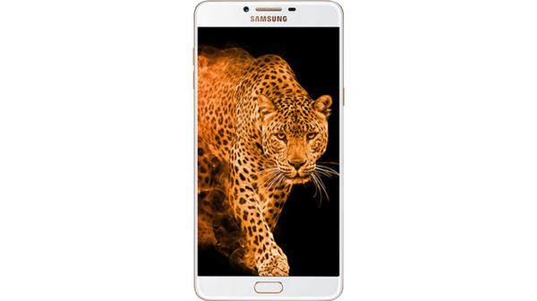 Samsung Galaxy C9 Pro vàng chính hãng giá tốt tại Nguyễn Kim
