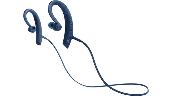 Tai nghe Sony MDR-XB80BSLZE màu xanh giá rẻ tại Nguyễn Kim