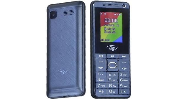 Điện thoại di động Itel IT2180 màu xanh đen giá tốt tại Nguyễn Kim
