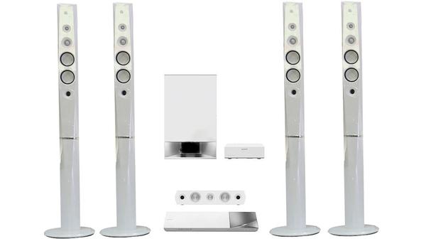 Dàn âm thanh Bluray Sony BDVN9200WLWMSP1 mang đến âm thanh chất lượng cao cho căn nhà tiện nghi của bạn