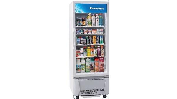 Tủ mát Panasonic SMR-PT250A 248 lít bán trả góp 0% tại nguyenkim.com