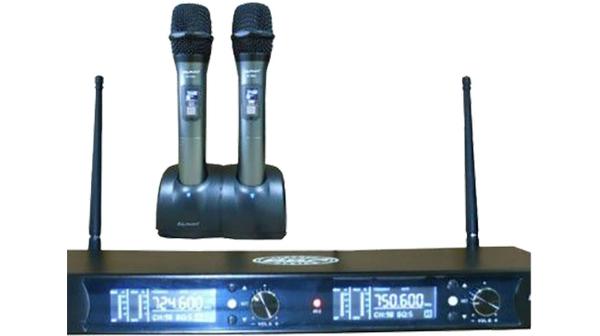 Micro không dây hiệu BN Audio BA-1500II được làm từ chất liệu cao cấp