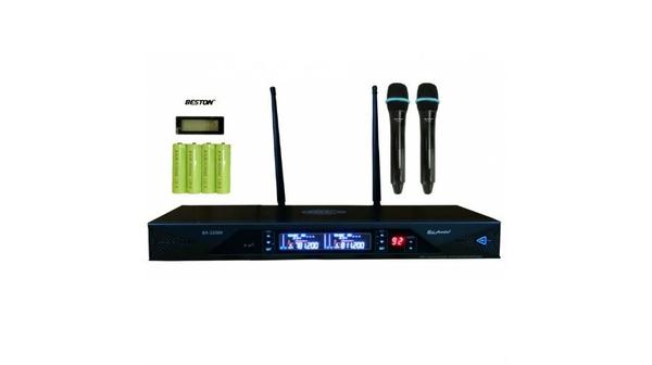 Micro BN Audio BA - 2200II có thiết kế hiện đại, tiện dụng