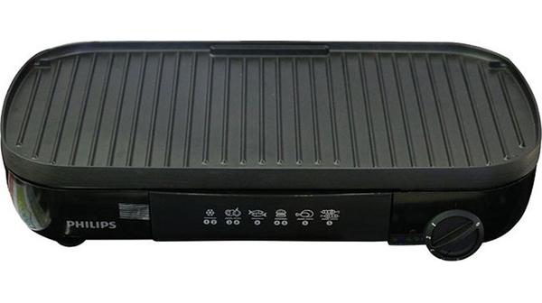 Vỉ nướng điện Philips HD6320 giá tốt tại Nguyễn Kim