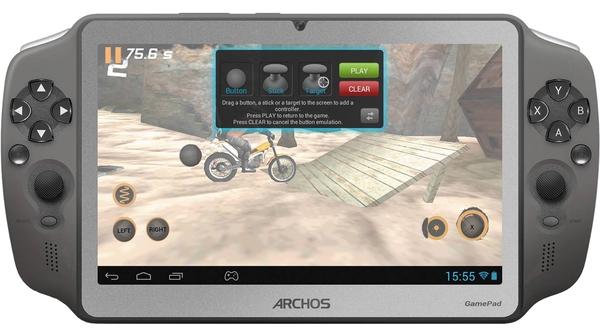 ARCHOS 70GP GAMEPAD