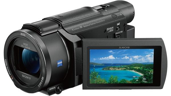 Máy quay phim Sony FDR-AXP55 quay 4K giá tốt tại Nguyễn Kim