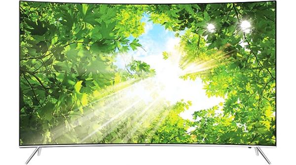 Tivi SUHD Samsung UA49KS7500 màn hình cong tại Nguyễn Kim