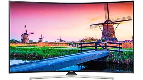 Tivi Led Samsung 40 inches UA40KU6100 khuyến mãi tại Nguyễn Kim