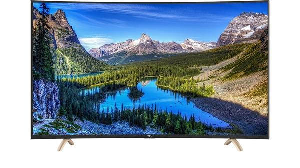 Smart tivi LED TCL 55 inch L55P1-CF giá tốt tại Nguyễn Kim