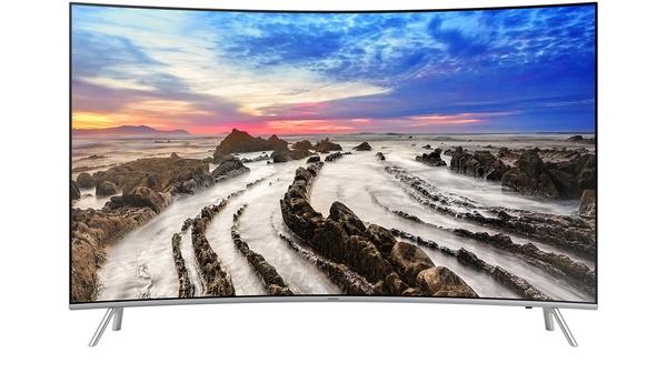 Smart tivi Samsung 55 inch UA55MU8000KXXV giá rẻ Nguyễn Kim