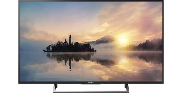 Smart tivi Sony 49inch KD-49X7500E thiết kế mỏng ấn tượng giá hấp dẫn tại siêu thị điện máy Nguyễn Kim