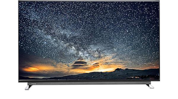 Smart tivi 55 inch Toshiba 55U7750VN chất lượng, bền bỉ