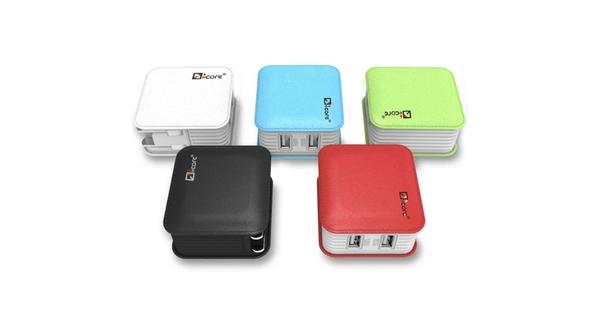 Sạc di động Icore, 2 cổng USB, IC-UWC300 giá tốt tại Nguyễn Kim