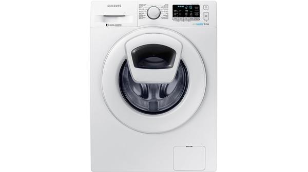 Máy giặt Samsung Addwash 8kg WW80K5410WW/SV giá tốt tại Nguyễn Kim